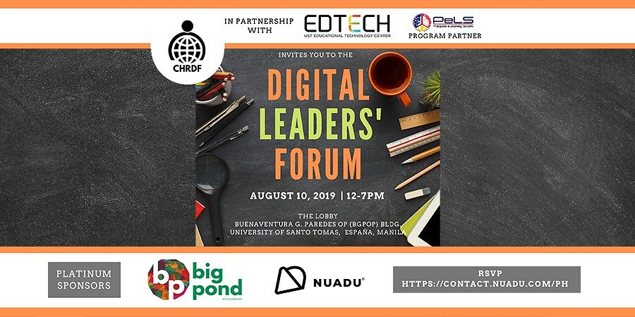 Digital Leaders' Forum, Manila