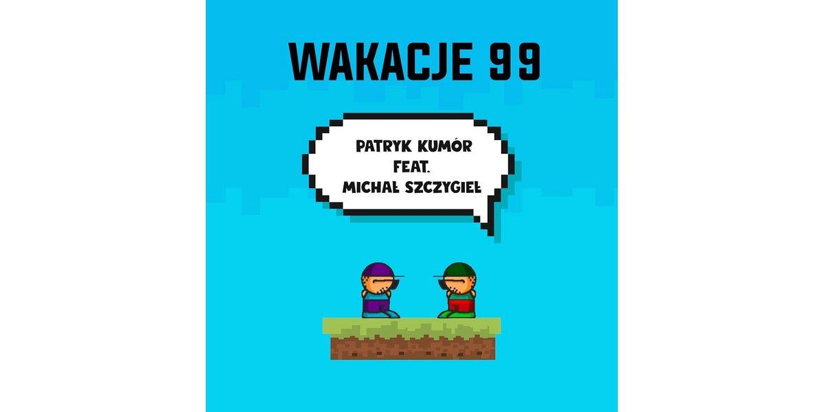 Patryk Kumór i Michał Szczygieł we wspólnej piosence