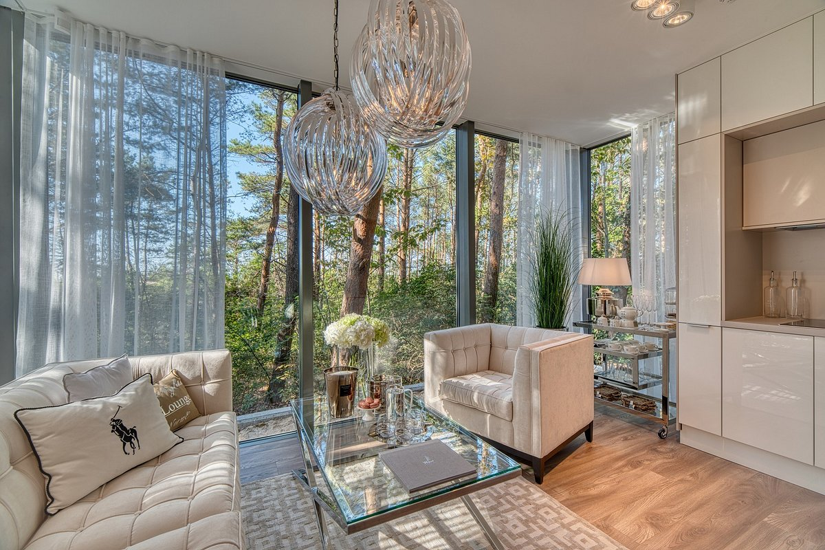 Jak pokazać luksus, czyli showroom inwestycji Wave Apartments w Międzyzdrojach