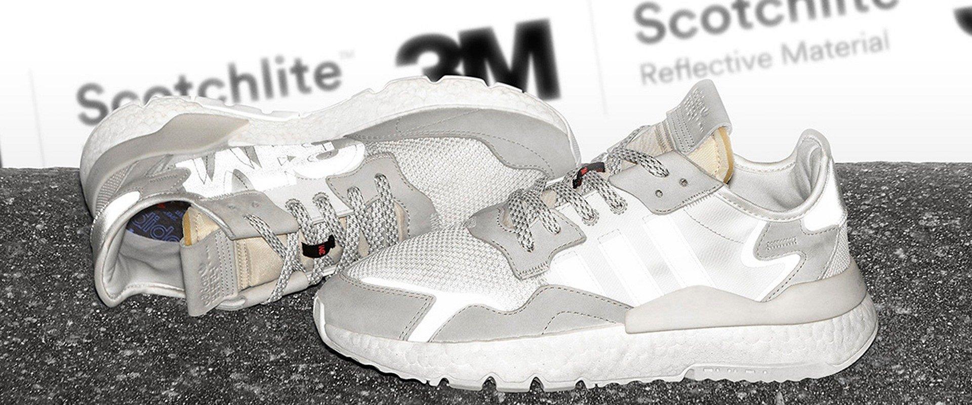 Technologia 3M w nowej kolekcji butów Adidas Originals