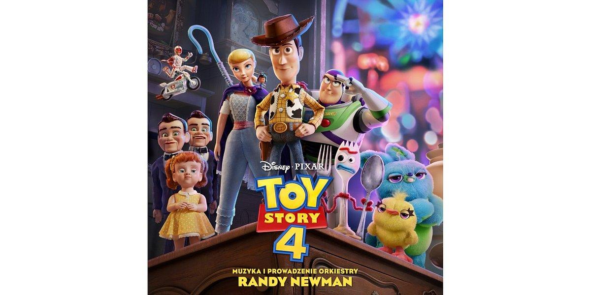 """Stanisław Soyka i Organek śpiewają w """"Toy Story 4"""""""