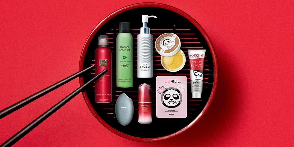 Beauty from Asia – poznaj świat azjatyckiej pielęgnacji z Douglas
