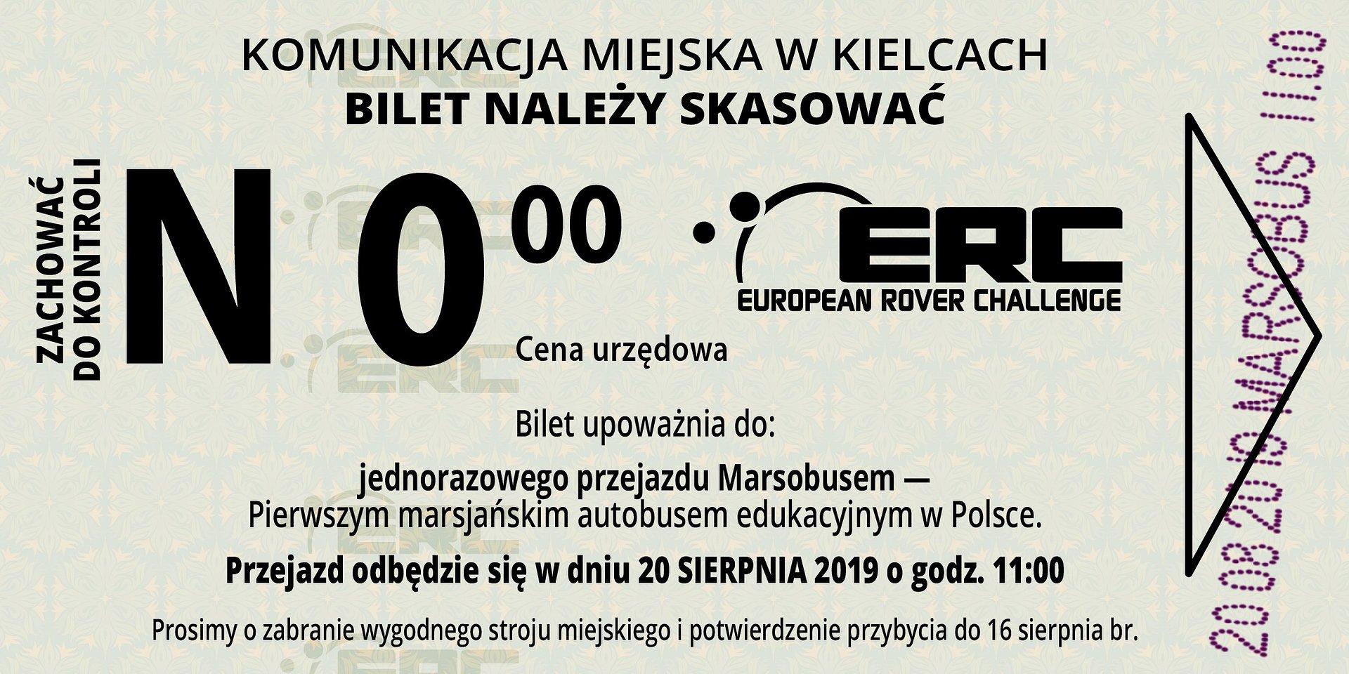Zaproszenia na pierwszą w Polsce konferencję prasową w Marsobusie