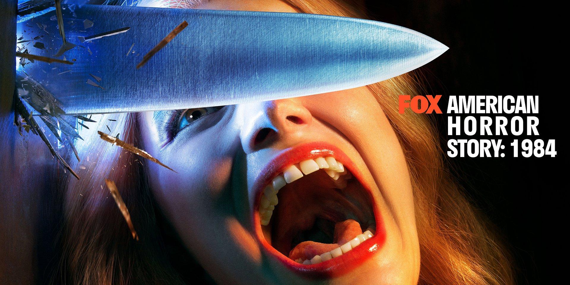 FOX pokazuje plakat American Horror Story: 1984!