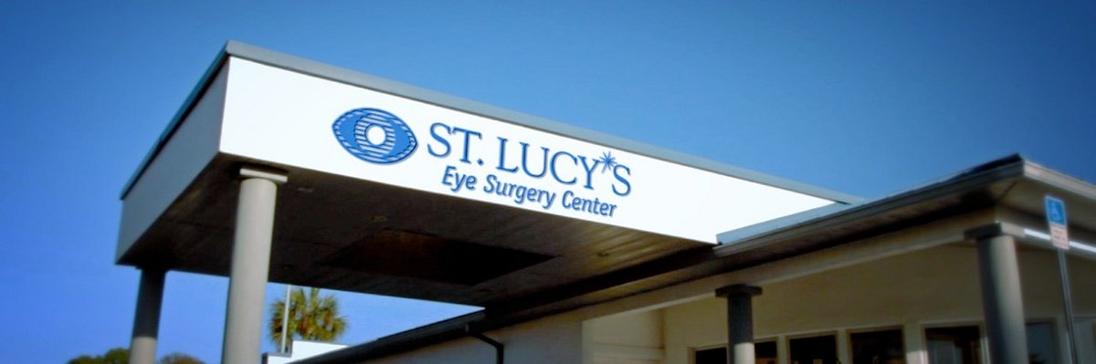 ST LUCY'S EYE SURGERY CENTER CELEBRATES 30 YEARS