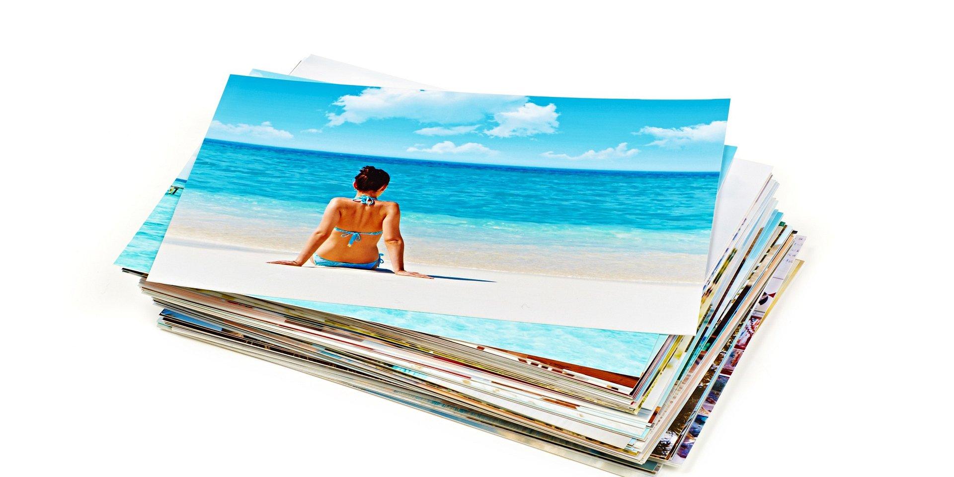 Jak przygotować zdjęcia z telefonu do druku w domu?