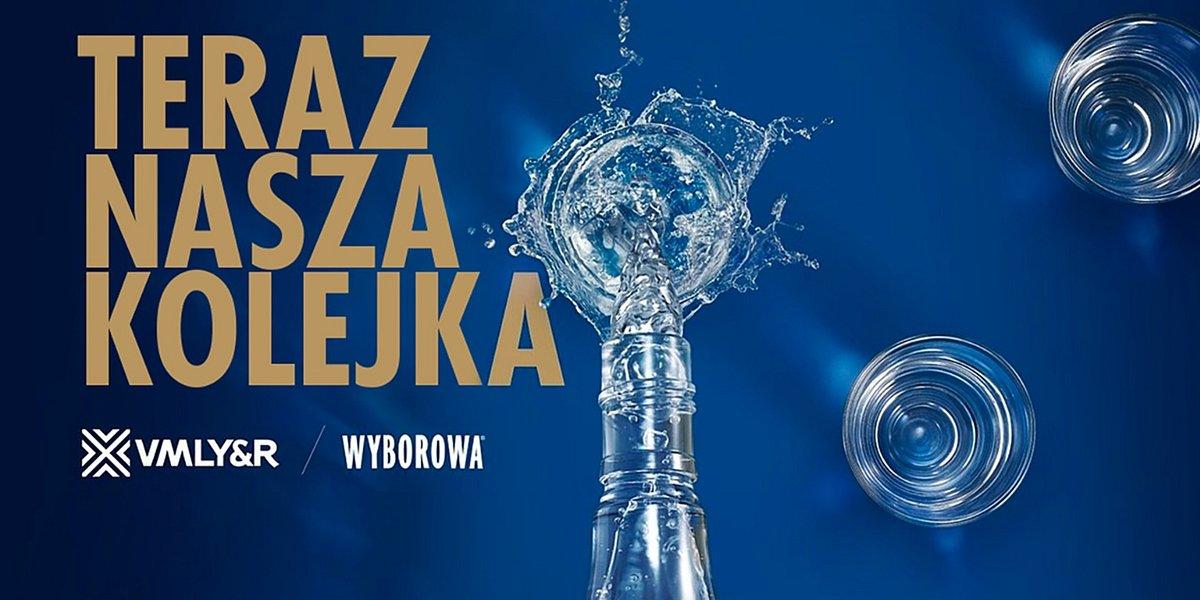 VMLY&R Poland partnerem marek Wyborowa w obszarze digital