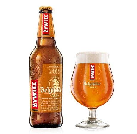 Belgijskie ALE dołącza do rodziny piwnych specjalności Żywca