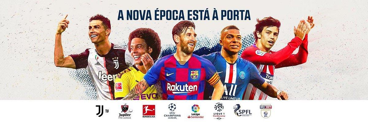 Eleven Sports iniciou nova época desportiva com mais de 60 jogos em direto das principais ligas europeias