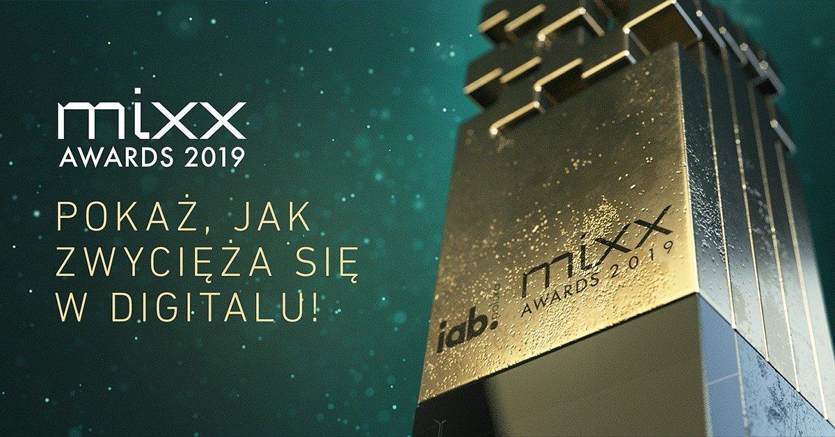 Dawid Szczepaniak w jury konkursu MIXX Awards 2019