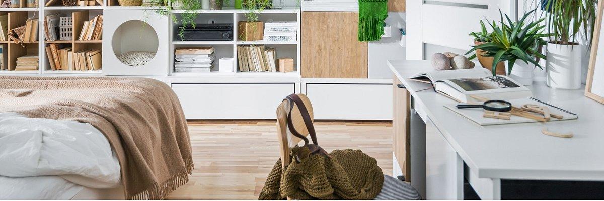Homebook.pl radzi: jak urządzić pokój ucznia?