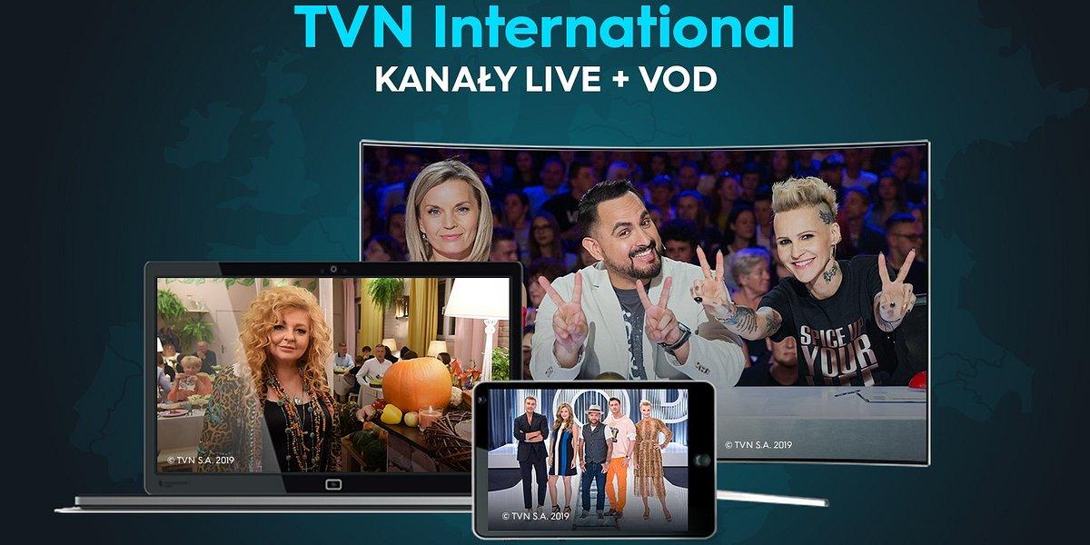 TVN Discovery Polska rozszerza zagraniczną ofertę online o treści VOD