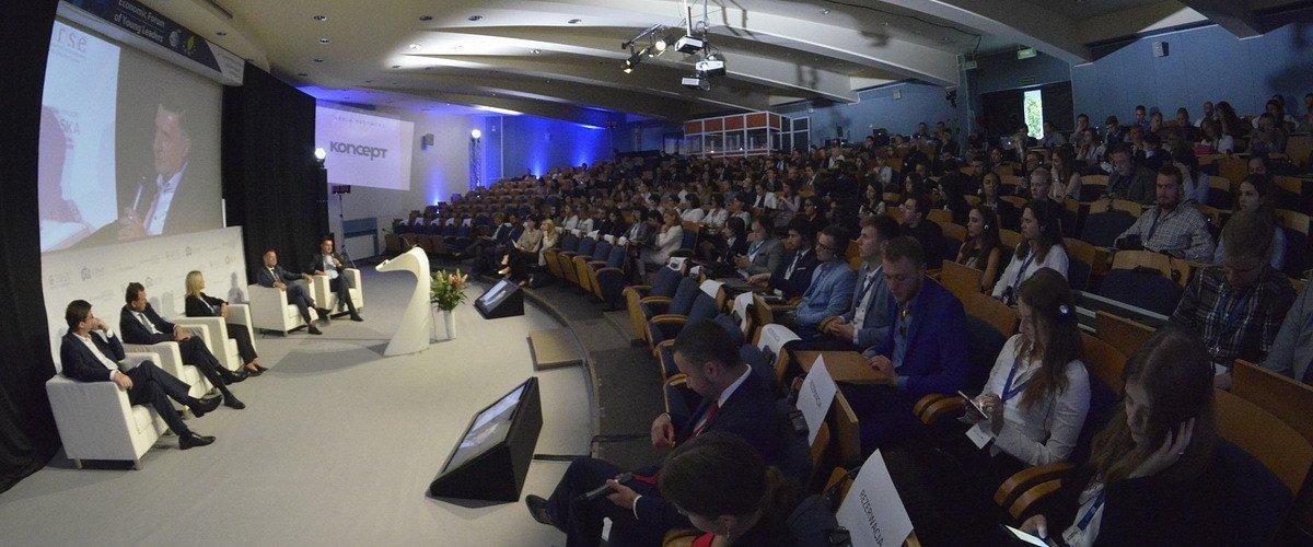 14. Forum Ekonomiczne Młodych Liderów