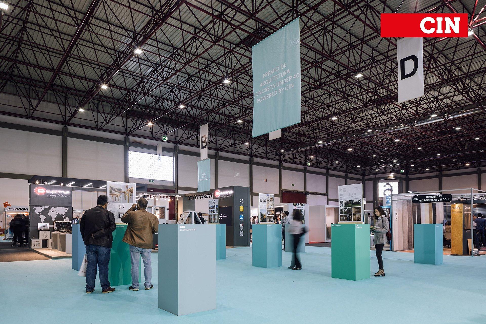 CIN apoia arquitectos portugueses e volta a patrocinar Prémio CONCRETA Under 40