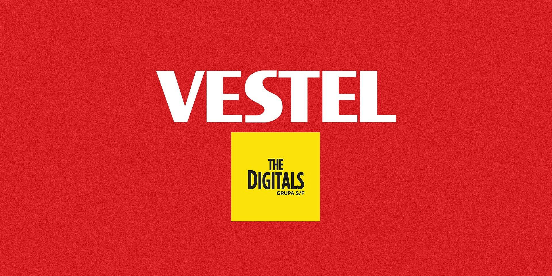 Agencje Grupy S/F - The Digitals i Booost wygrywają przetarg firmy Vestel