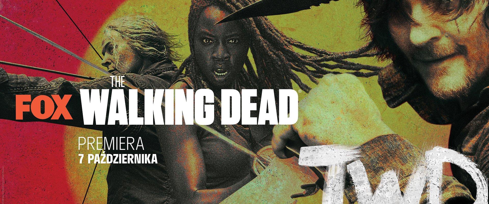 The Walking Dead z nowym plakatem