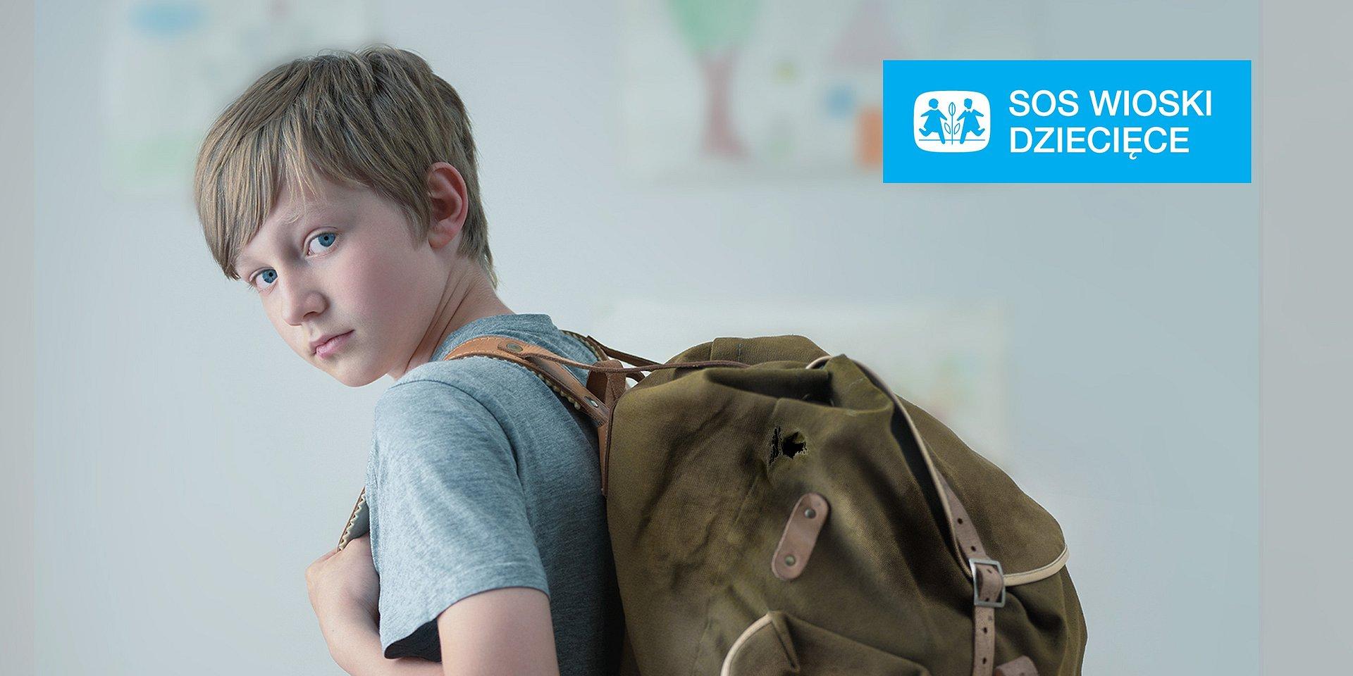 """""""Problemy dorosłych obciążają codzienność dzieci"""", także w szkole – nowa odsłona kampanii Stowarzyszenia SOS Wioski Dziecięce"""