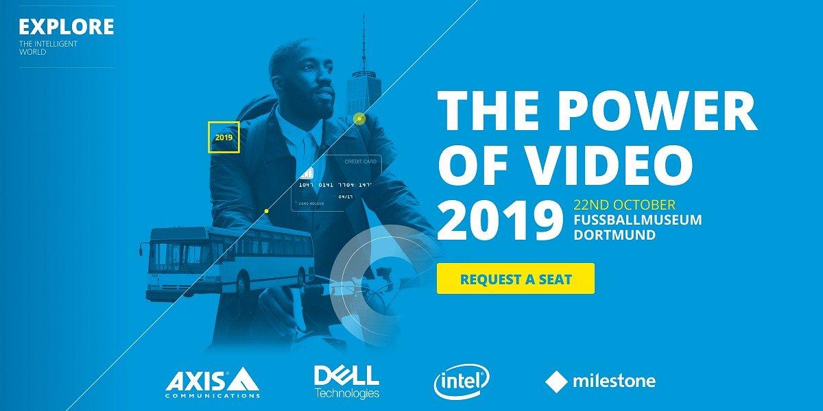 """Veranstaltungsreihe: """"Power of Video"""""""