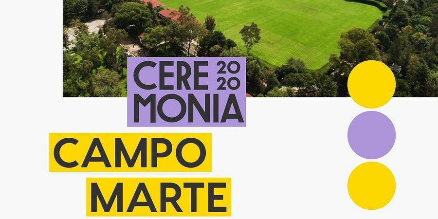 Festival Ceremonia se realizará en el Campo Marte