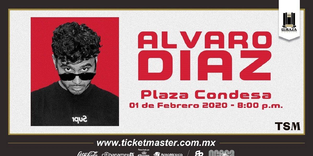 Comunicado Oficial, Álvaro Díaz