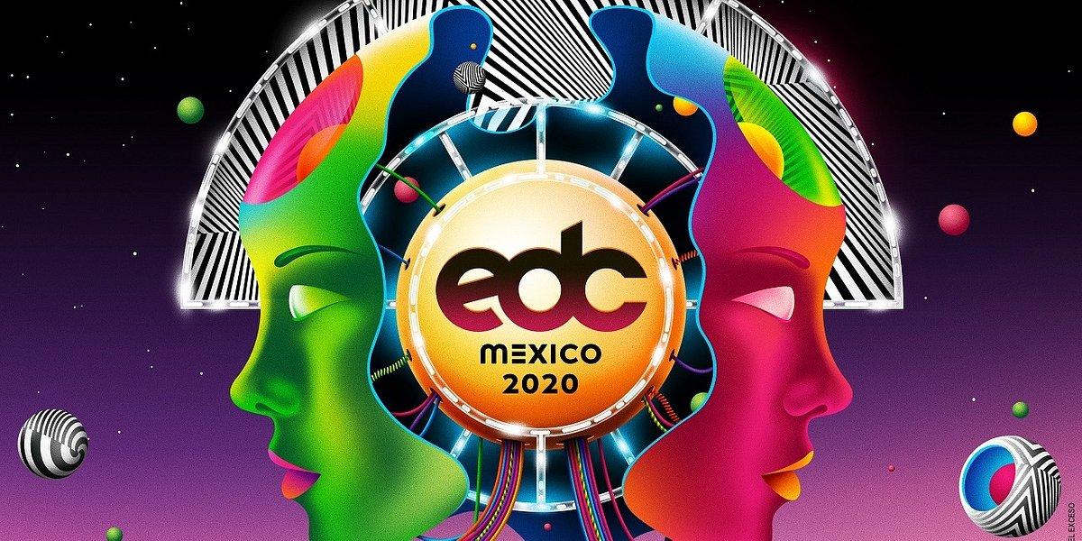 La séptima edición de EDC México, presentado por Dos Equis, regresa en 2020 con tres días de nuevas experiencias