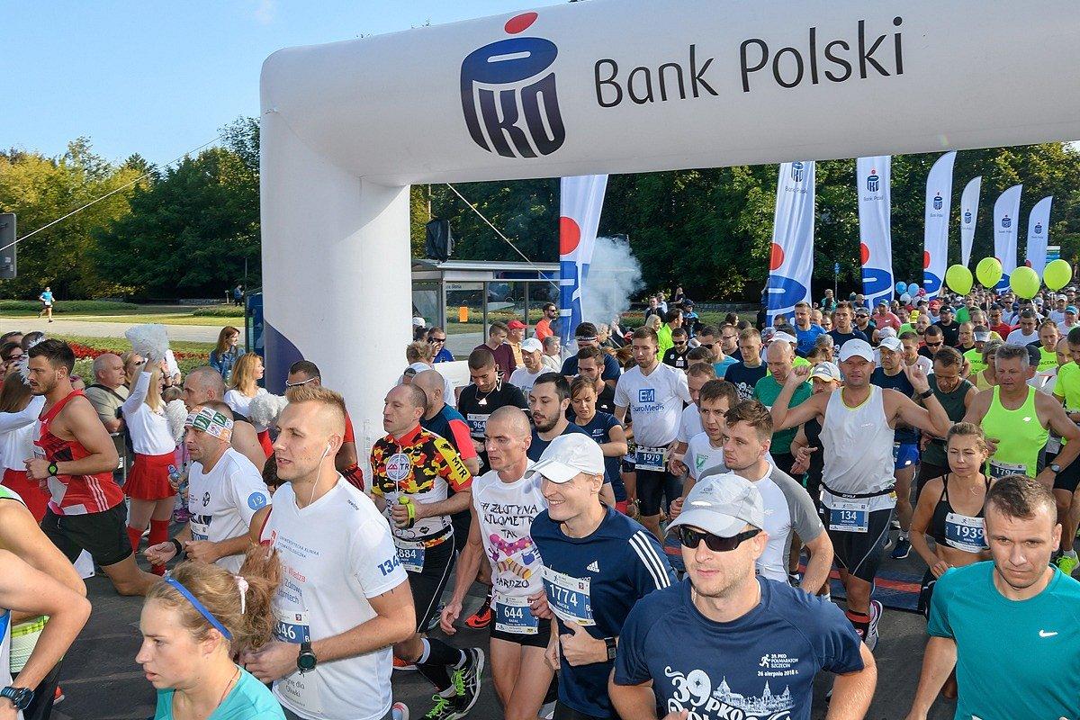 Jubileuszowy 40. PKO Półmaraton Szczecin pełen wrażeń