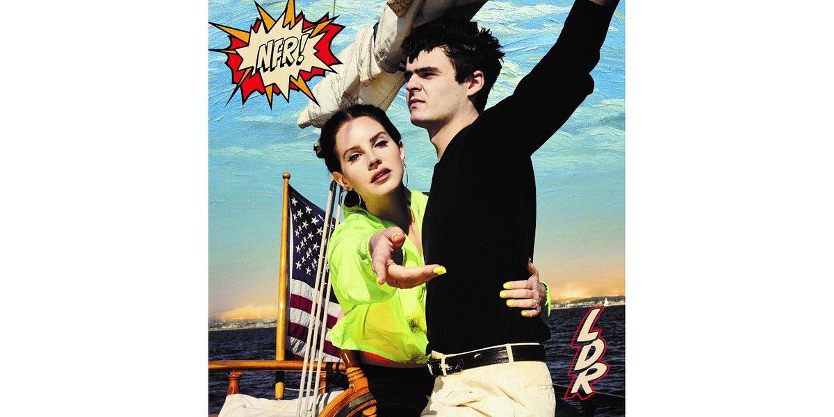"""Lana Del Rey prezentuje album """"Norman Fucking Rockwell"""""""