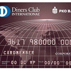 Prestiżowa Karta Diners Club dostępna dla klientów instytucjonalnych