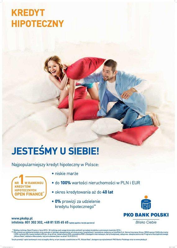 Własne M z PKO Bankiem Polskim - ruszyła nowa ofensywa reklamowa