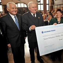 PKO Bank Polski Partnerem Nagrody Lecha Wałęsy