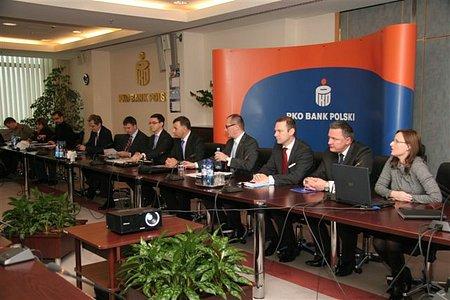Doskonałe wyniki w sektorze bankowym za III kw. 2010 dzięki dwucyfrowym wzrostom