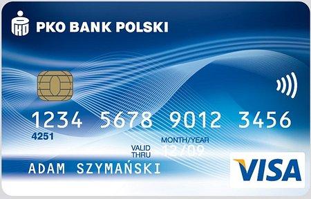 Ponad milion kart zbliżeniowych w PKO Banku Polskim