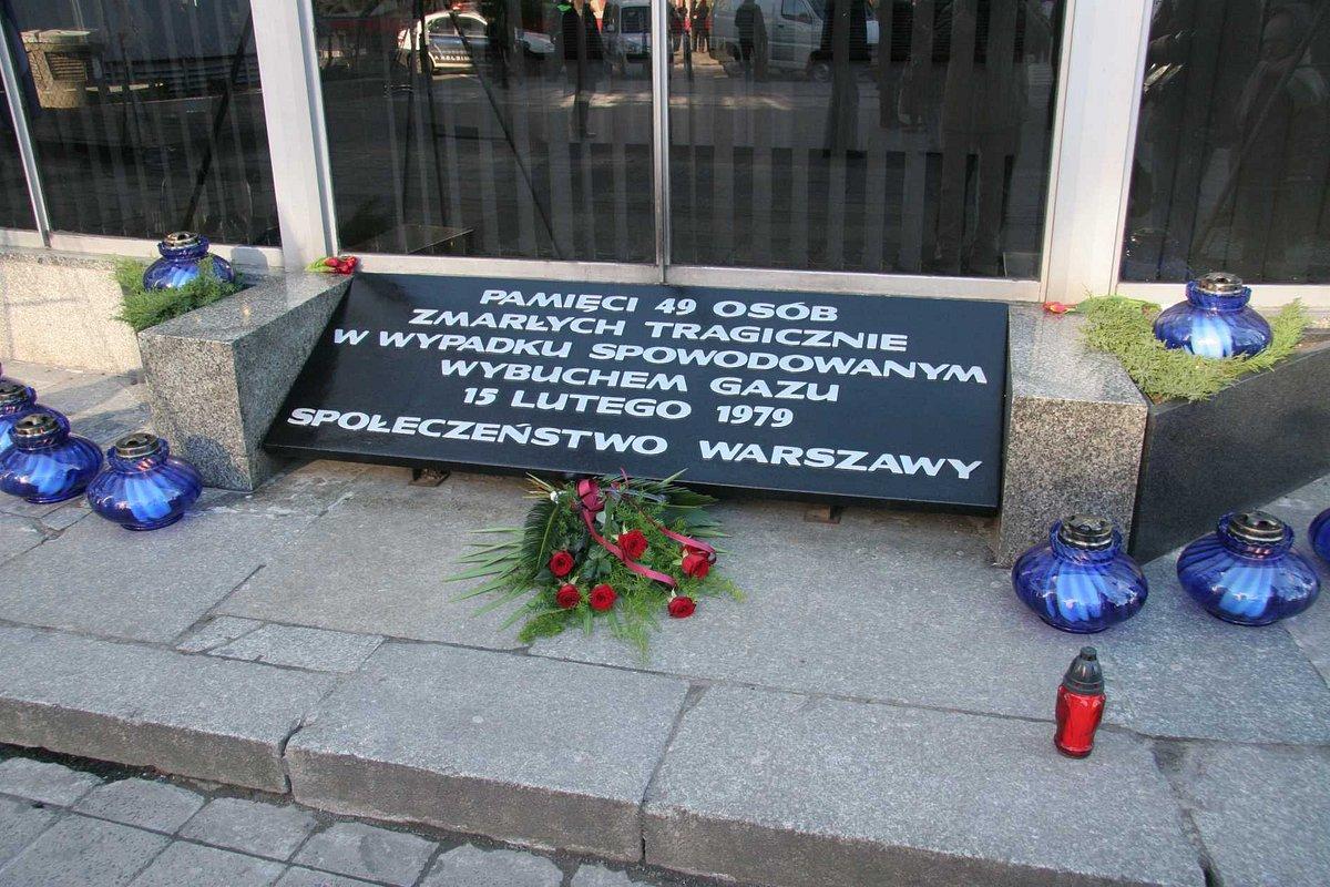 32. rocznica tragicznego wybuchu w Rotundzie