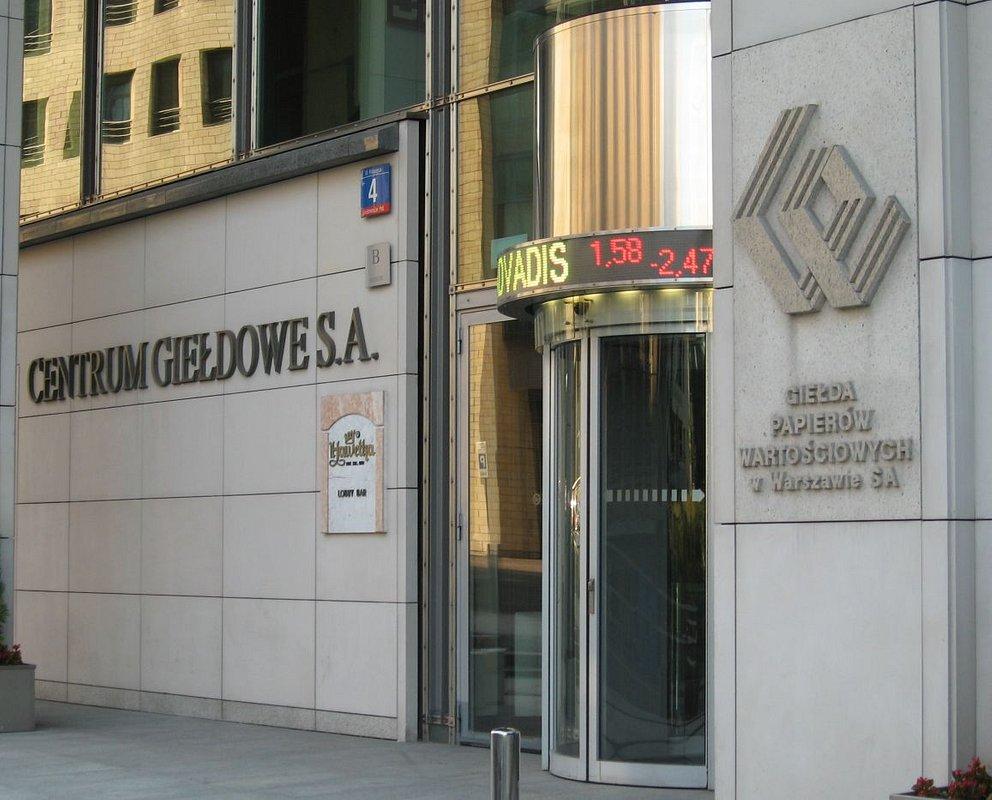 PKO Bank Polski liderem WIG 20