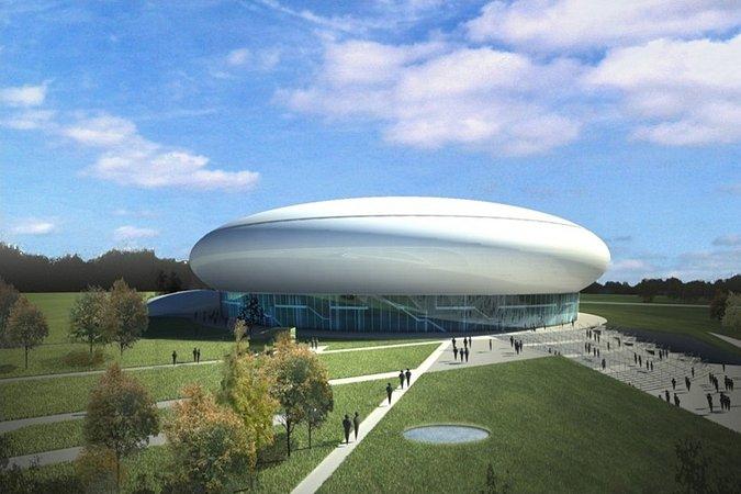 PKO Bank Polski finansuje budowę hali widowiskowo-sportowej w Krakowie