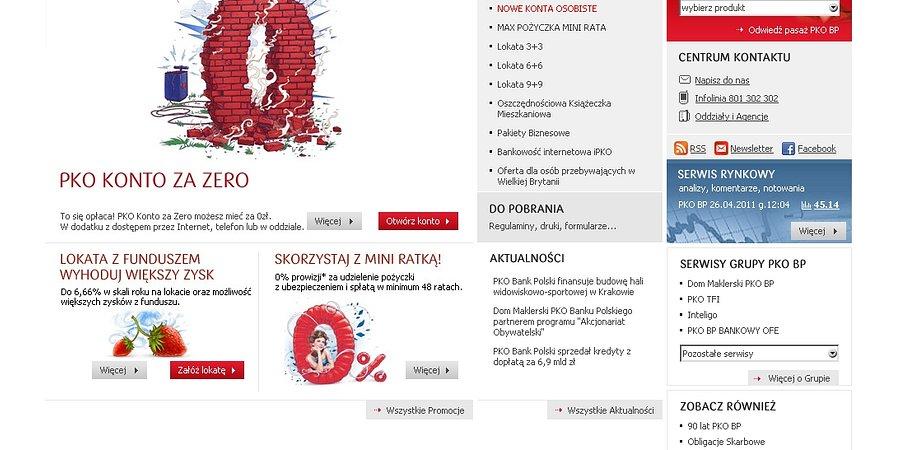 PKO Bank Polski rozstrzygnął przetarg na wybór agencji interaktywnej