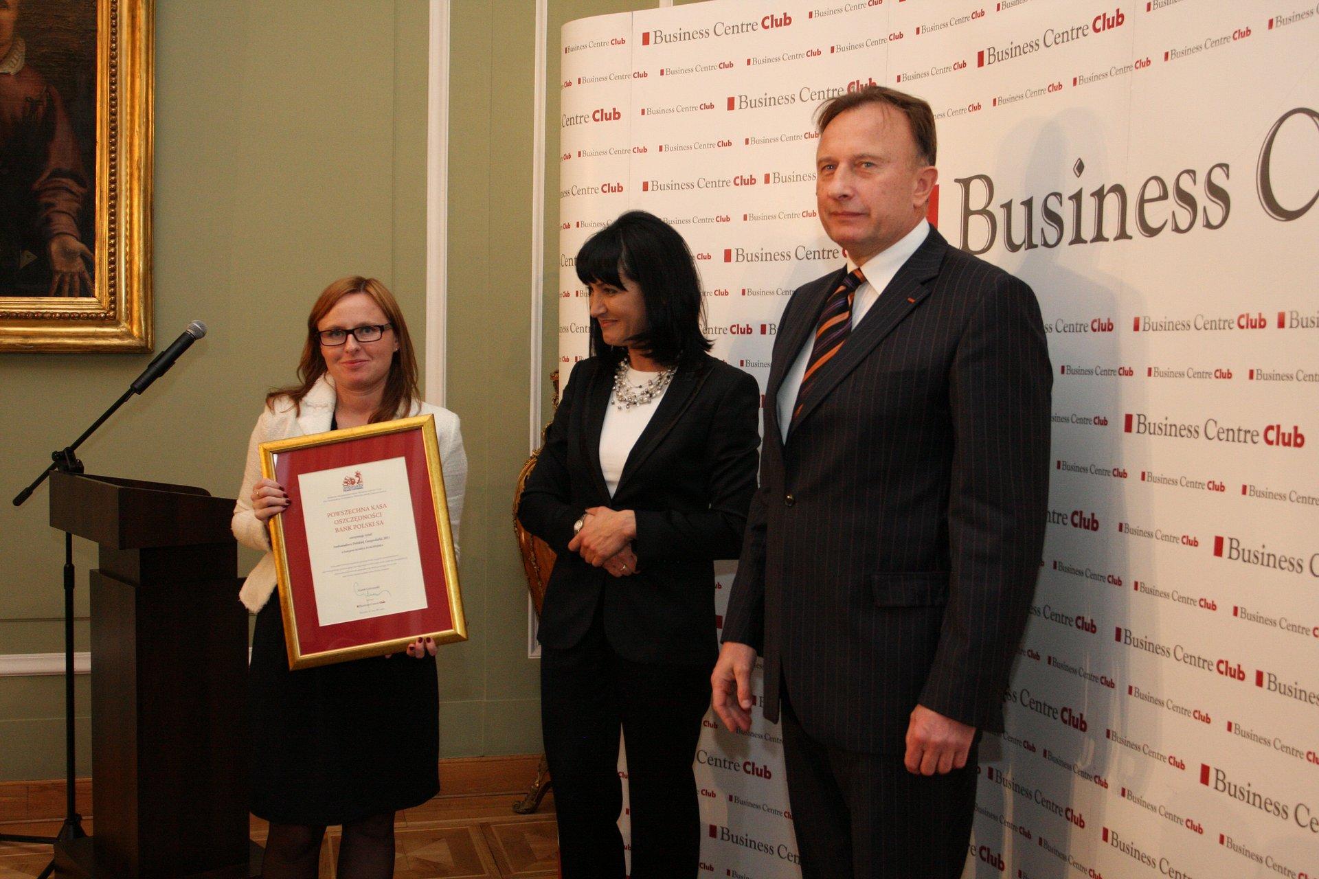 PKO Bank Polski znów nagrodzony