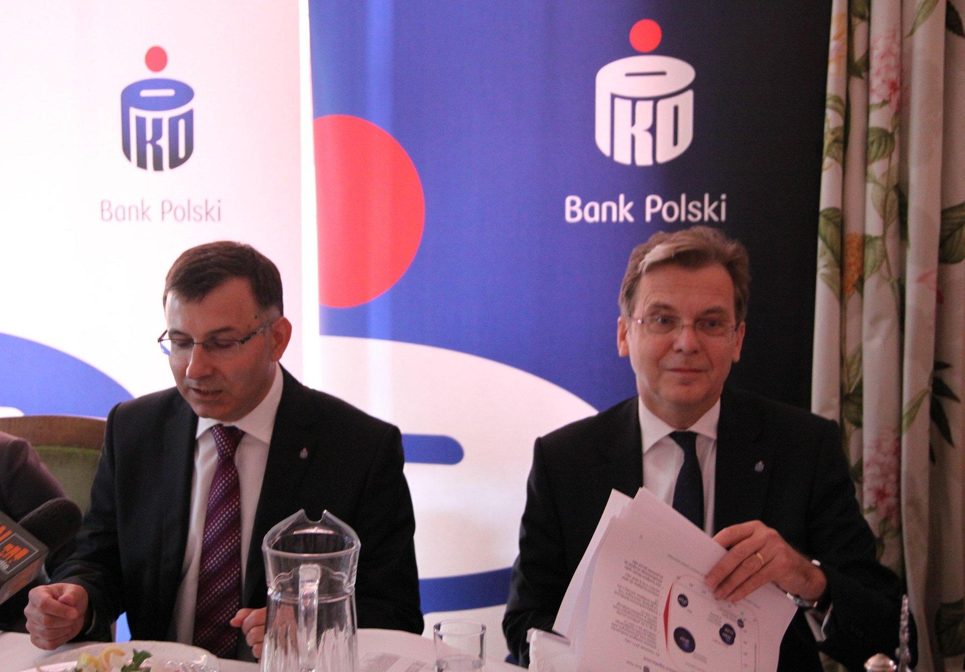 PKO Bank Polski umocnił pozycję lidera finansowania polskiej gospodarki