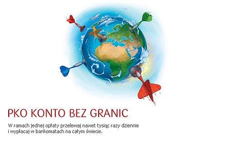 Kolejne nowe konta w ofercie PKO Banku Polskiego