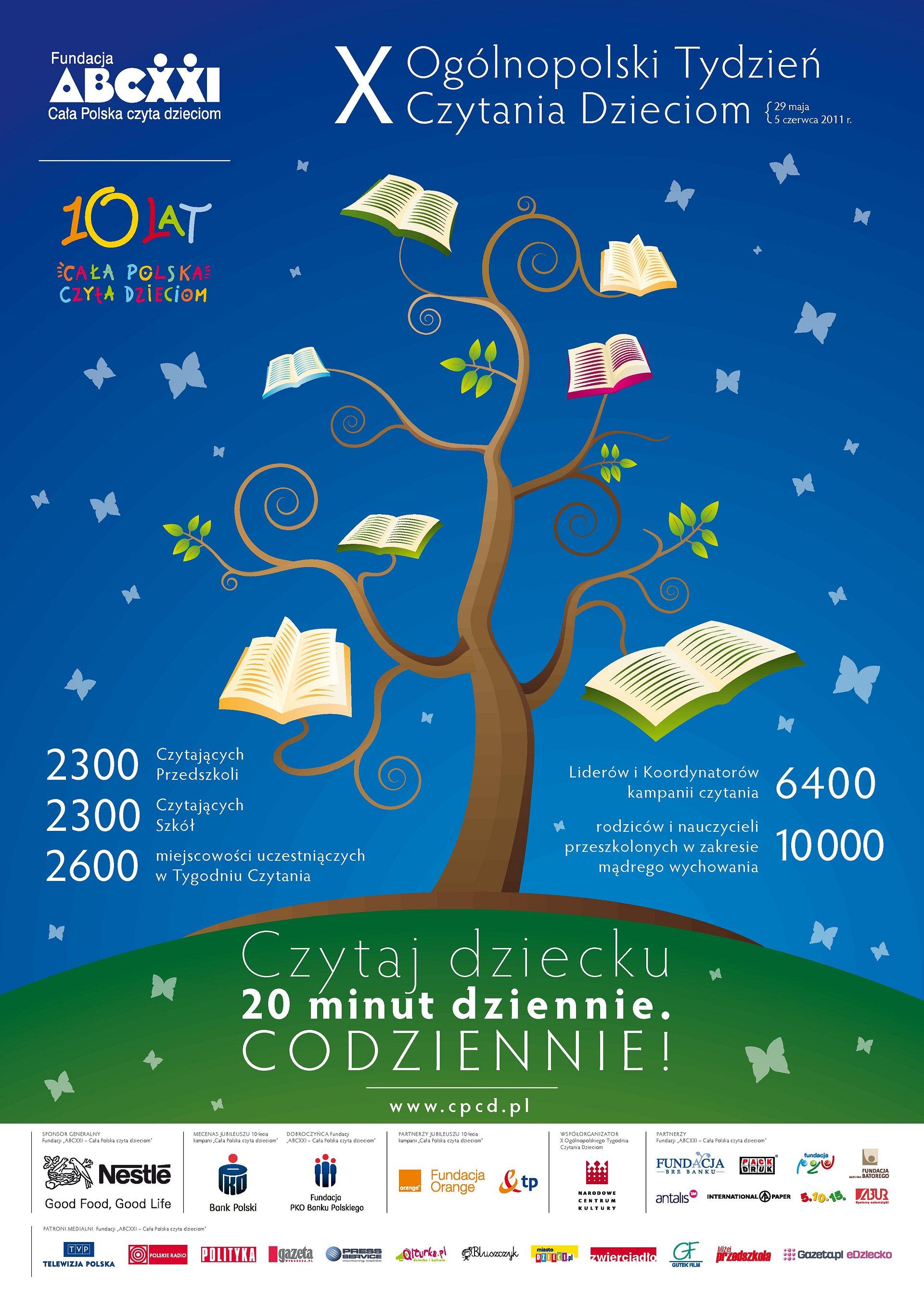 Cała Polska czyta dzieciom z PKO Bankiem Polskim
