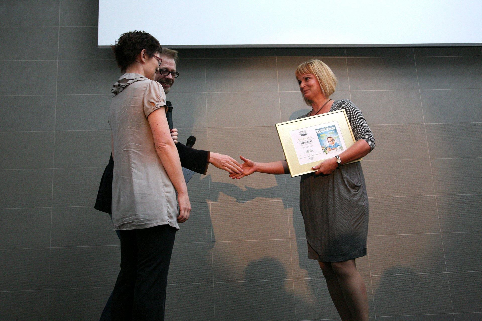Szpalty Roku dla wydawnictwa PKO Banku Polskiego