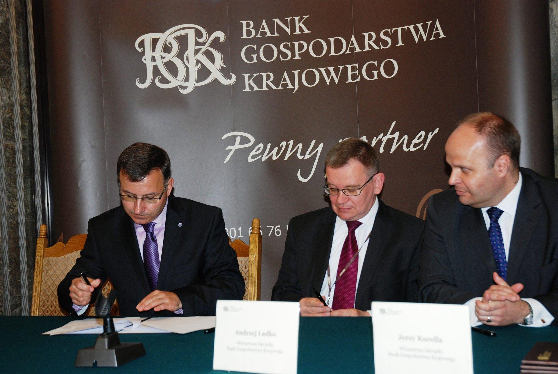 PKO Bank Polski z poręczeniami BGK dla mikroprzedsiębiorców
