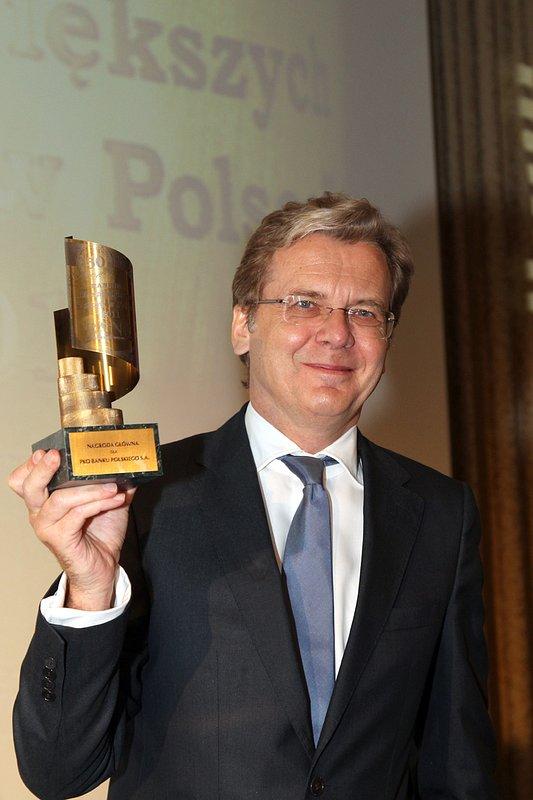 PKO Bank Polski nagrodzony