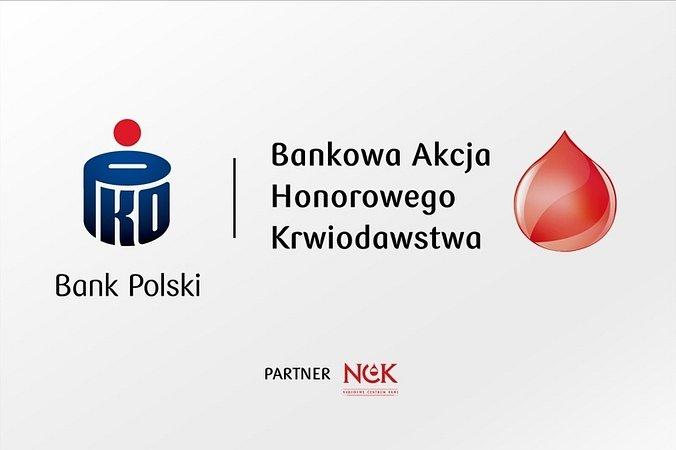 Rusza drugi etap Bankowej Akcji Honorowego Krwiodawstwa