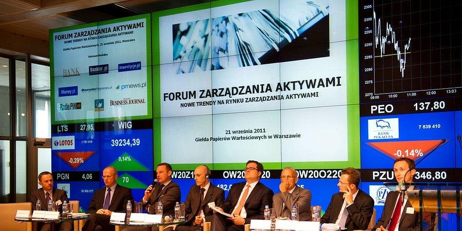 PKO Bank Polski na Forum Zarządzania Aktywami 2011