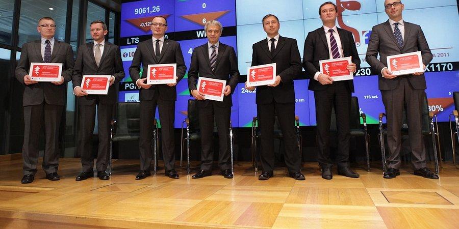 PKO Bank Polski wśród liderów filantropii 2011
