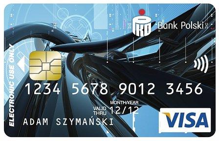 Nowość! Galeria kart debetowych w PKO Banku Polskim