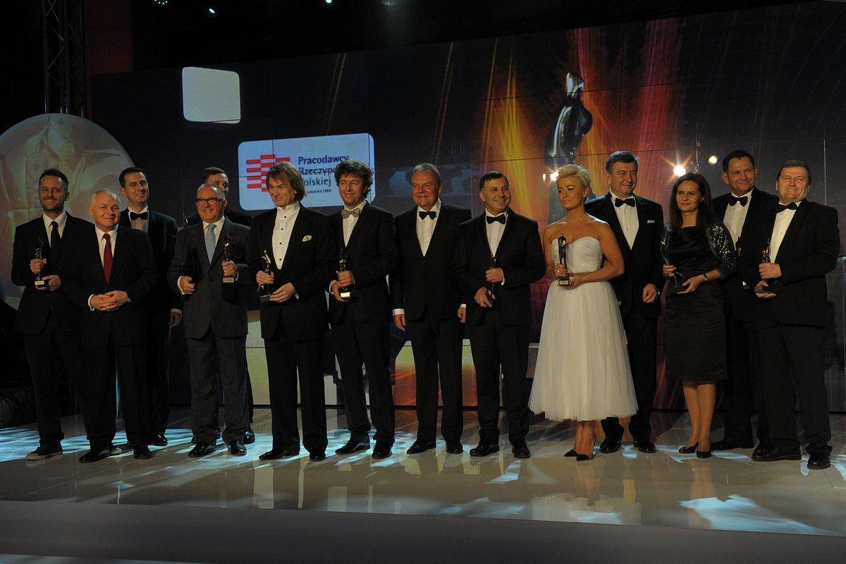 Prezes Zarządu PKO Banku Polskiego laureatem nagrody Wektora 2011