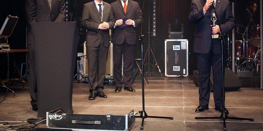 """Prezes Zarządu PKO Banku Polskiego laureatem plebiscytu """"Złoty Bankier 2011"""""""