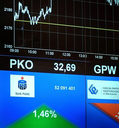Dom Maklerski PKO Banku Polskiego przyjmuje zapisy na obligacje Giełdy Papierów Wartościowych w Warszawie